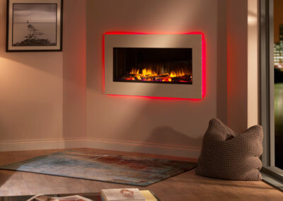 The Polaris Fire Range by Fireplace Finesse Bourne