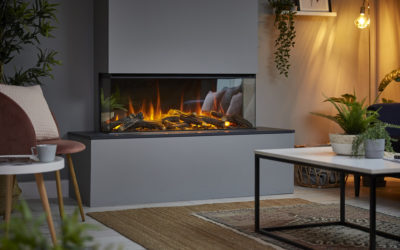 New Forest Electric Fire