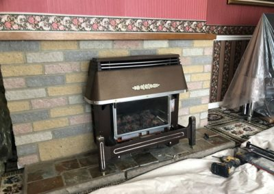 Before - Fireplace Finesse