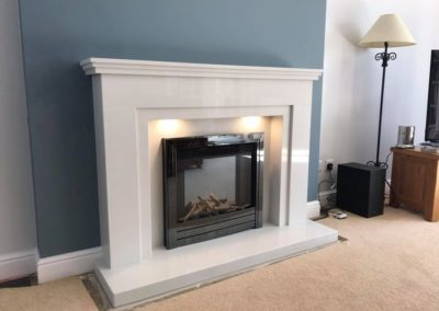 Fireplace Finesse Bourne Project