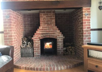 Stove installation-Fireplace Finesse