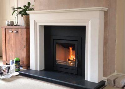 Project Fireplace - Fireplace Finesse Bourne